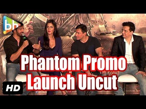 Event Uncut: Phantom Trailer Launch | Saif Ali Khan | Katrina Kaif