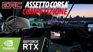 Assetto Corsa Competizione [VR] - Build 7 - Going Dark - Ferrari 488 GT3 @ Misano