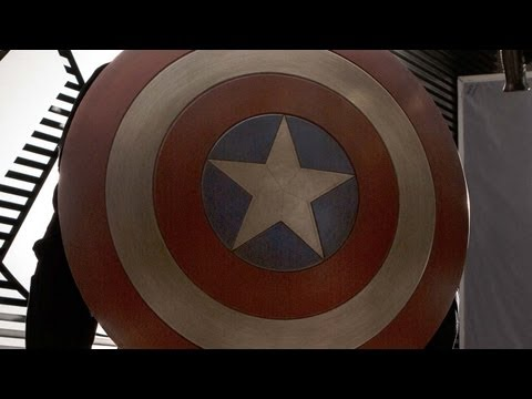 Captain America 'Winter Soldier' Costume Revealed