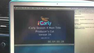iCarly: New Opening Credits?