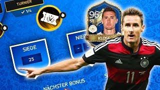 MIT MIRO KLOSE ZUM ERFOLG?! 😱🔥 FIFA 18 MOBILE WM