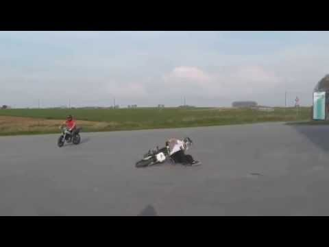 Stunt Dirt Bike 125 Crz Part 2.