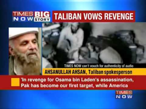 Taliban threatens US, Pak after Osama's killed