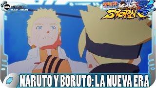 Boruto y Naruto: La Nueva Era Ninja (Español Latino) - Naruto Ultimate Ninja Storm 4