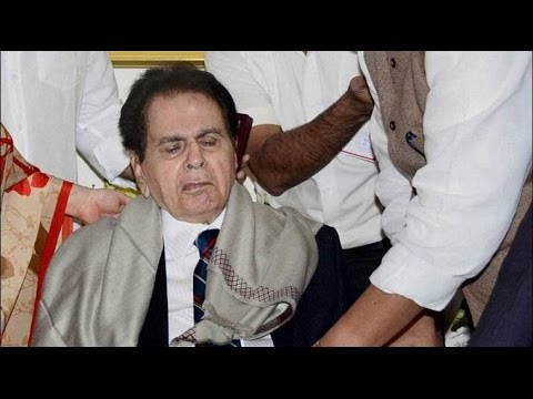Dilip Kumar gets EMOTIONAL after receiving Padma Vibhushan | Saira Bano's Interview