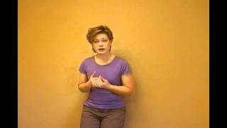 Stretch Lower Back Soft Tissue - Fascial Self-Massage of the Sacrum - from MassagebyHeather.com