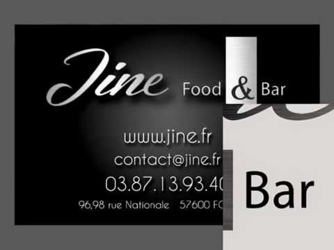 Jine food bar forbach youtube for Food and bar jine forbach