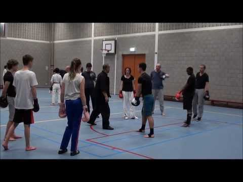 Zelfverdediging: Jeet Kune Do - Groin Kick Image 1