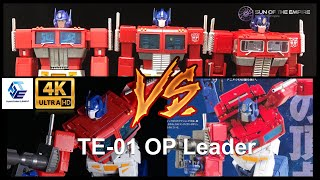 Transform Element TE01 TE-01 OP Leader (Which is the best MP3.0 Optimus Prime?) Q.Review90