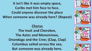 Columbus Song - 1492