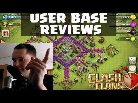 Clash of Clans    USER BASE REVIEWS - SPECIAL GUEST    LPT COC [Deutsch/German HD]