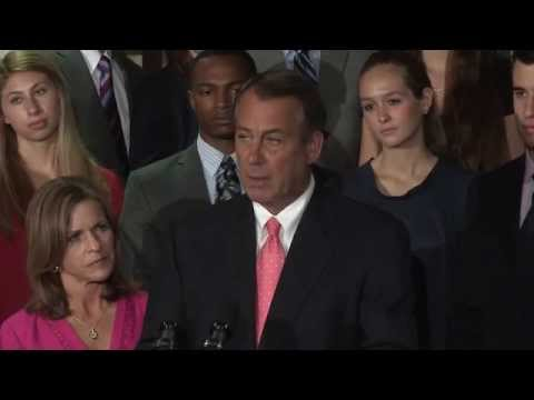 Boehner: Border Security & Majority of GOP Essential to Pass Immigration Reform in the House
