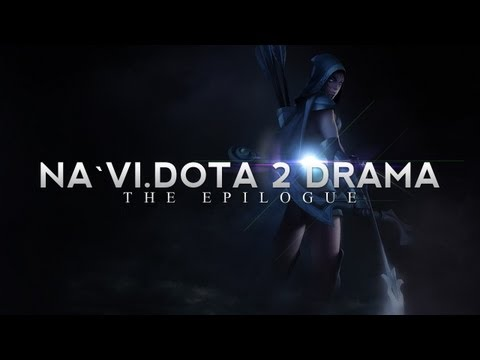 Na`Vi.Dota 2 Drama - The Epilogue (c русскими субтитрами)