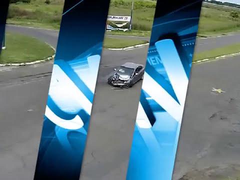 Accidente Ruta 46 y Acceso