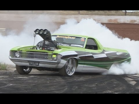Top 10 Pro Class Burnouts at NSW Pro Burnouts 2013