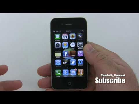 iPhone 4 Tips - Top 10 Must-Have Apps Music Videos