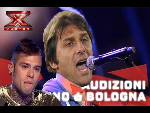 X FACTOR -  Conte canta e Fedez si commuove!