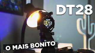 DT NO.01 - DT28 O Smart Watch mais lindo de todos