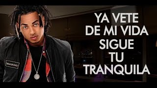 Humo y Alcohol - Ozuna (Video Lyric)