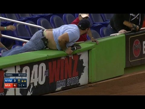 Tigers Fan Hit By Foul Ball In 8th Inning