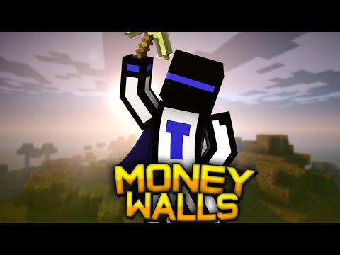 Minecraft Money Walls : Серия на полчаса #5
