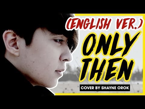 BTS (방탄소년단) Jungkook - 'Only Then' (ENGLISH Acoustic Cover) (by Roy Kim) 그때 헤어지면 돼 by Shayne Orok