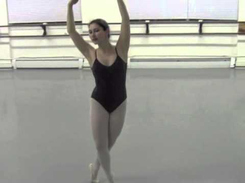 Eugene Lang College Dance Audition - Hannah Kearney