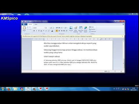 Cara Instal Microsoft Office Professional Plus 2013 Format ISO/IMG