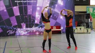 Nicole Tie & Sven Freimuth - Saar Kings Cup 2018