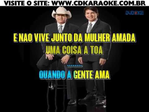 Chitãozinho & Xororó   Fio De Cabelo