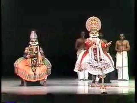 Mahabharati (11-2 Kathakali) video