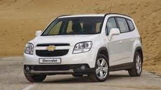 Наши Тесты Chevrolet Orlando