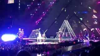 Katy Perry - Eye of the Tiger - Portland OR 9-12-14