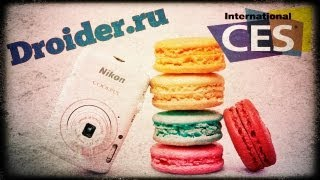 - - Nikon Coolpix S01  Droider.ru
