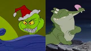 You 39 Re A Mean One Mr Grinch Animated Music Audio