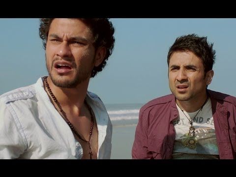Anand Tiwari Is Lost On An Island - Go Goa Gone