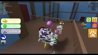 (Rare Vid!) Roblox snap simulator how to get all four infinity gem stones!