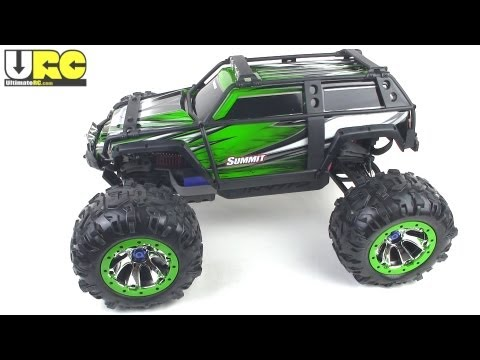 Traxxas Summit 4WD MT Review