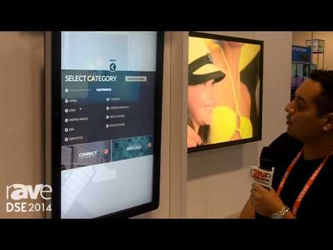 DSE 2014: Scala Shows Off Its Interactive Digital Wayfinding Solution With Panning and Zooming