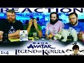 Legend of Korra 1x4 REACTION!!