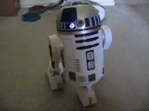 Voice Activated R2D2 - Best Selling Christmas Gift!
