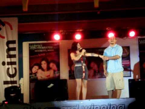 katya santos live in lugait tourism month 2010 49th foundation day