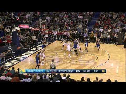 Shaun Livingston Highlights Warriors vs. Pelicans 12.14.2014 - 12 Points, 4 Assists