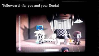 Little Big Planet 2 making a BOY costume playstation3