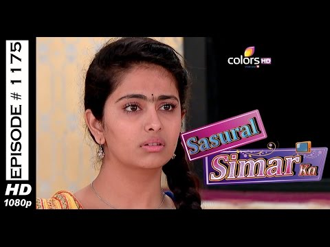 Sasural Simar Ka - 11th May 2015 - ससुराल सीमर का - Full Episode (HD) thumbnail