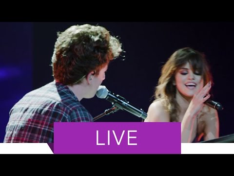 Charlie Puth ft. Selena Gomez - We Don't Talk Anymore (Live)