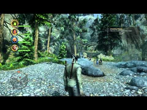 Dragon Age - Viewing the first Dragon