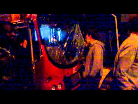 London bus crash part 1