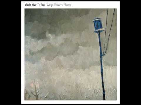 Cuff The Duke - Rocking Chair