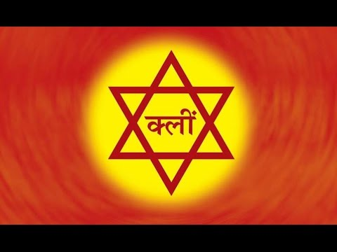 Durga Mantra - Sarva Mangala Mangalye... (with English lyrics...